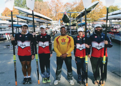AWL 2017 Head of the Charles