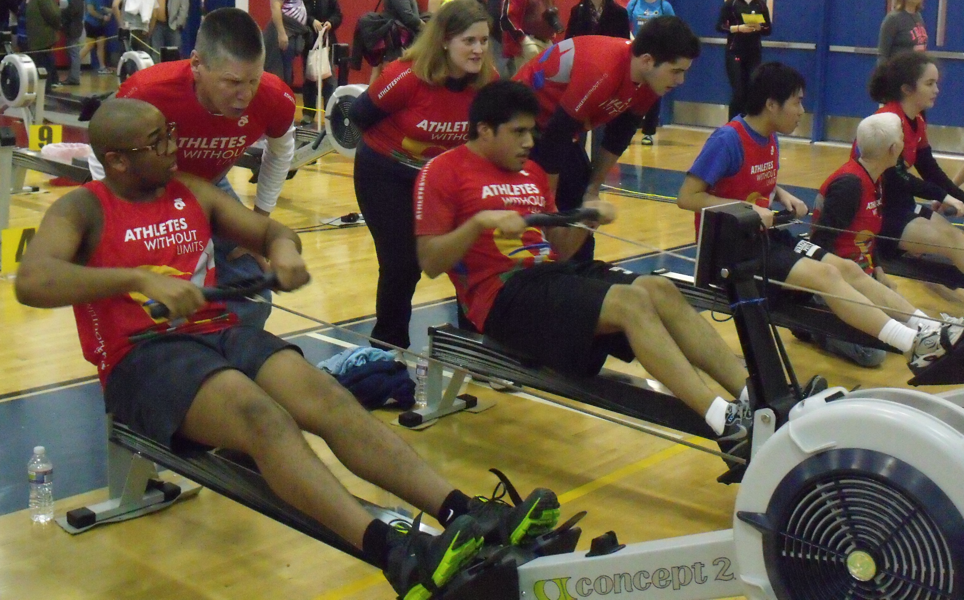 2018 Erg Sprints World Indoor Rowing Championships